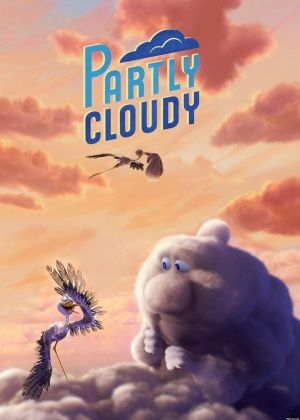 Partly Cloudy By Pixar Carteles De Películas De Disney Películas De Pixar Películas Completas
