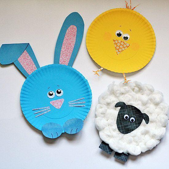 Top 10 DIY Osterhandwerk für Kinder - S & S Blog - Ostern ist einer unserer Li...