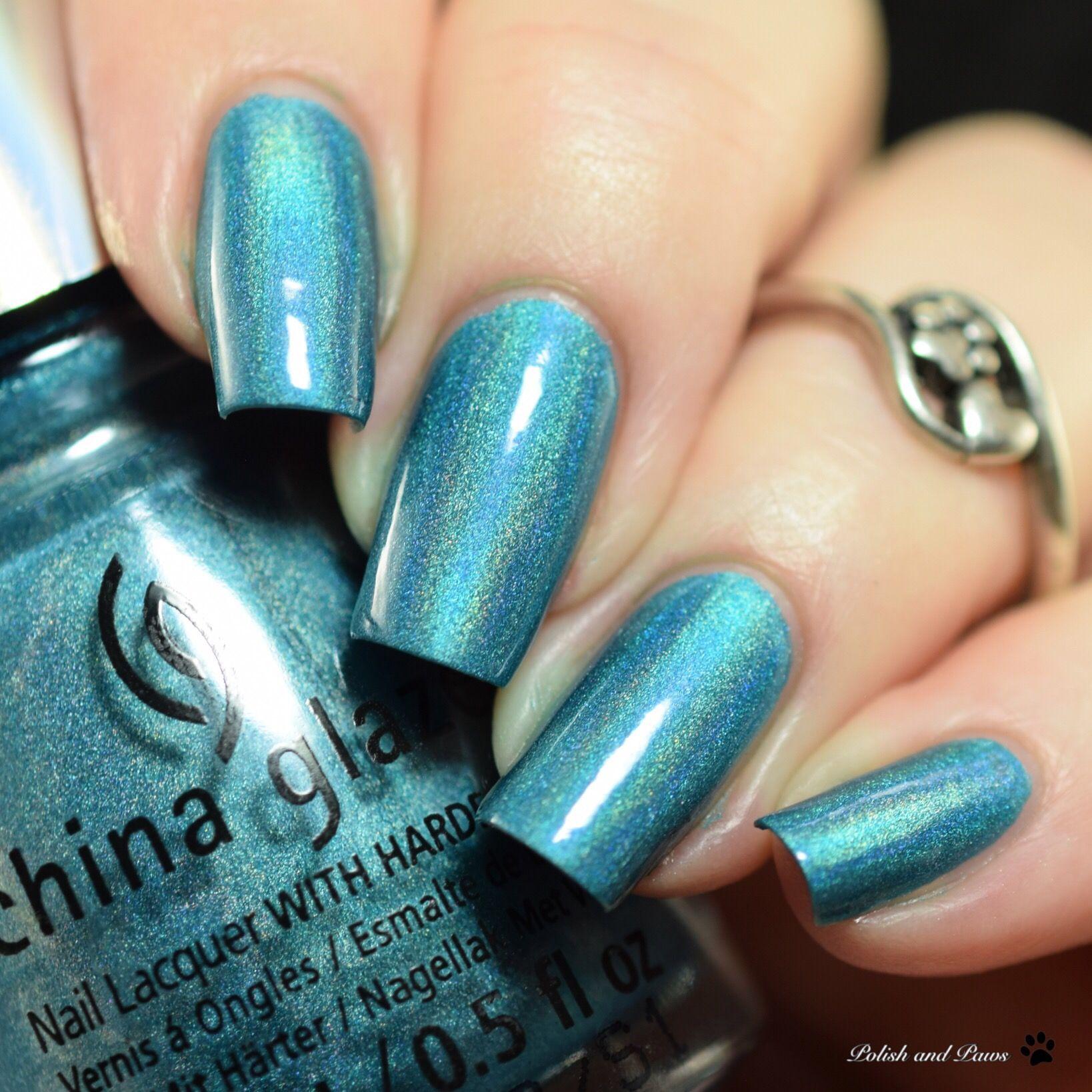 China Glaze Dv8 With Images Silver Nails Nails Nail Polish