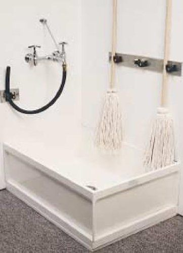 One Piece Molded Stone Mop Basin FIAT PRODUCTS Http://www.amazon.