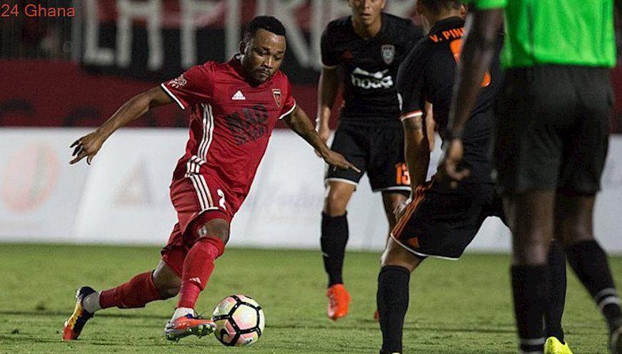 Gladson Awako Opens GoalScoring Account For Phoenix