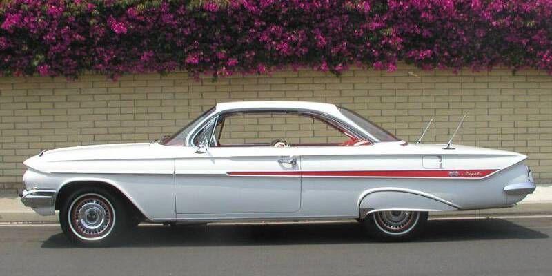 Custom 1961 Chevy Impala 2 Door Sport Coupe 1961 Chevy Impala Chevy Impala Impala