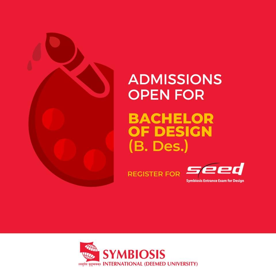Bachelor Of Design B Des Symbiosis College Design Fashion Designing Colleges