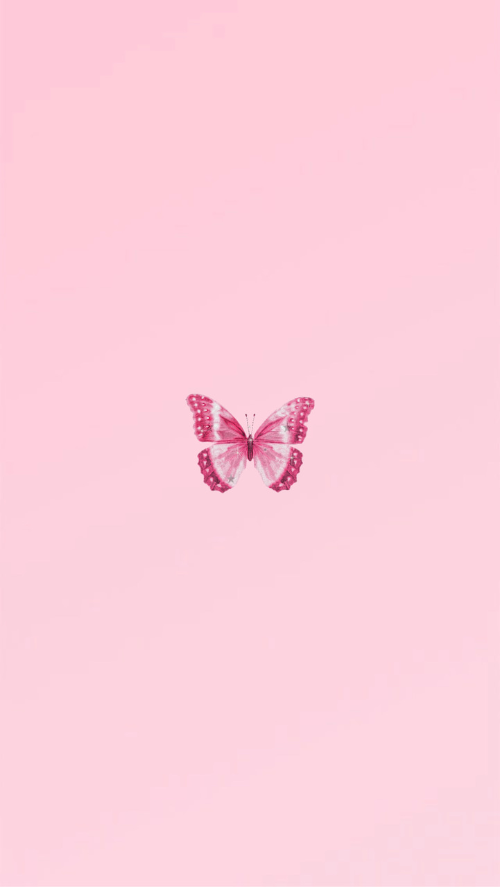 Butterfly Butterfly Wallpaper Iphone Iphone Wallpaper Tumblr Aesthetic Pink Wallpaper Iphone