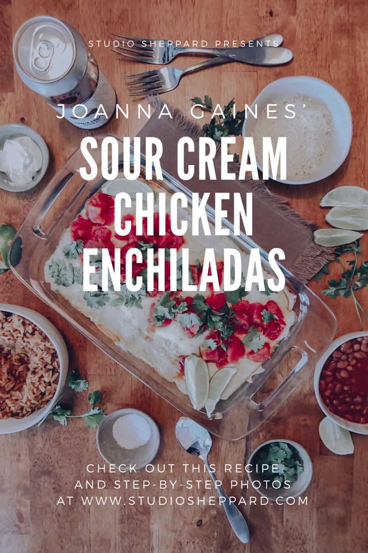 First Impression: Joanna Gaines' Sour Cream Chicke