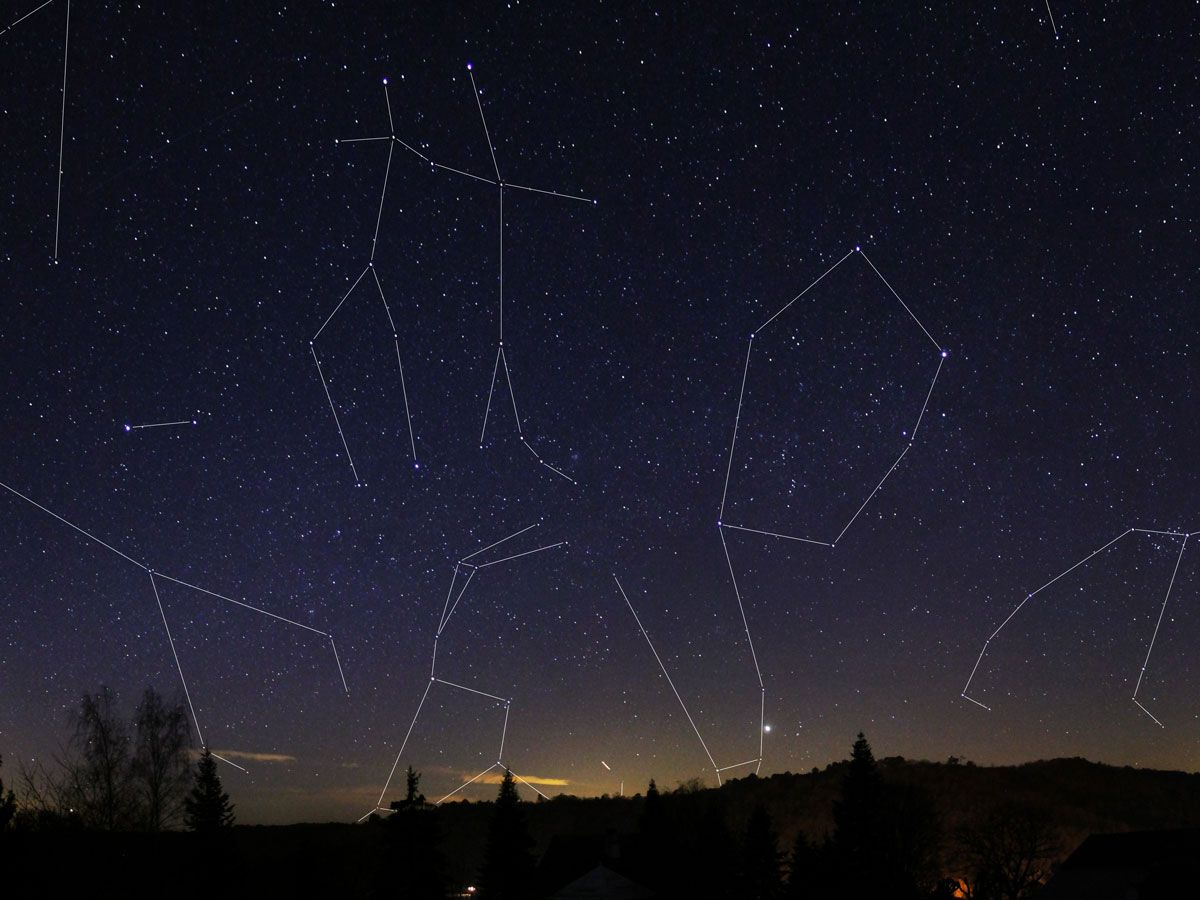 Kinesthetic Astronomy Birthday Stars