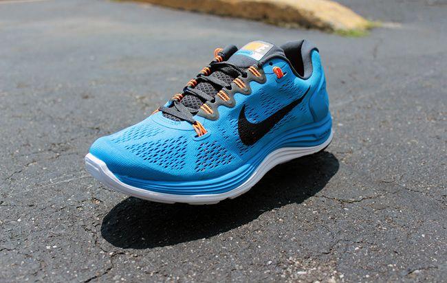 "590471214f94 Nike LunarGlide+ 5 ""Blue Hero"""