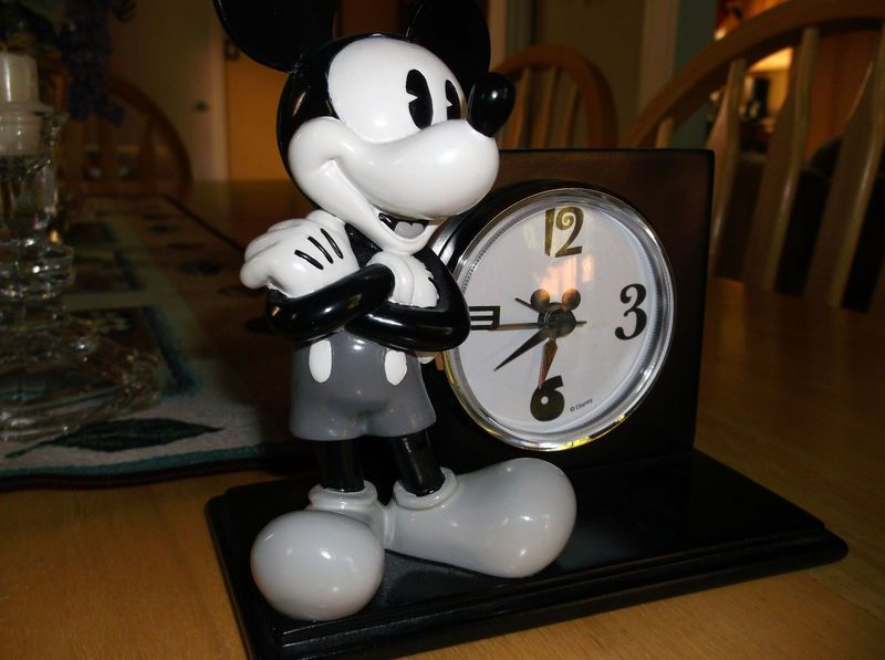 Mickey Mouse Clock, Collectors Item