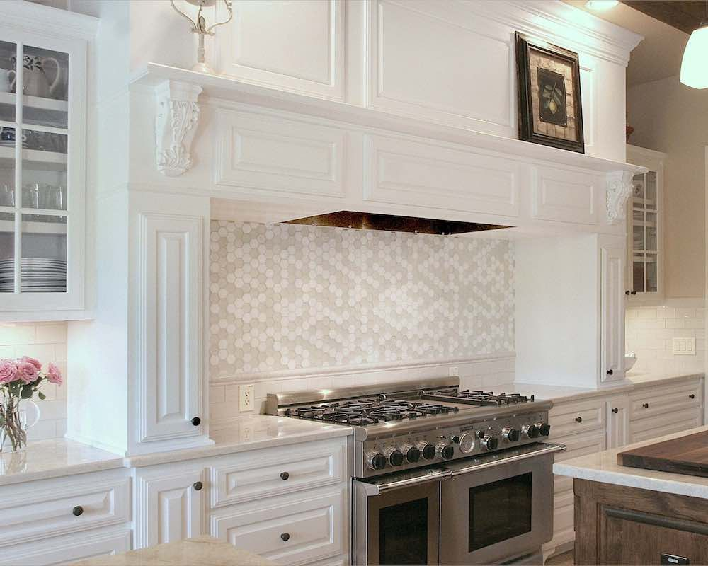 White Cabinets In A Sophisticated Kitchen Update Painting Cabinets Cabinet Updated Kitchen