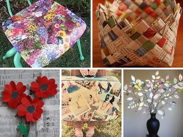 23+ Paper crafts magazine closing ideas