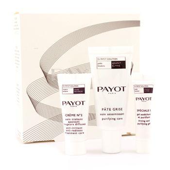 Dr Payot Set: Pate Grise 15ml + Creme No 2 10ml + Special 5 5ml par Payot @ Parfum Emporium Skin Care