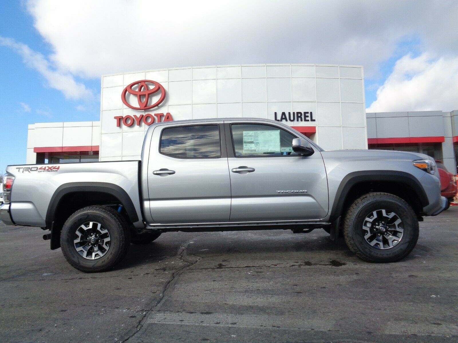 Toyota Christmas Deals Used 2020 Used 2020 Toyota Tacoma New 2020 Tacoma Double Cab 4×4 TRD Silver