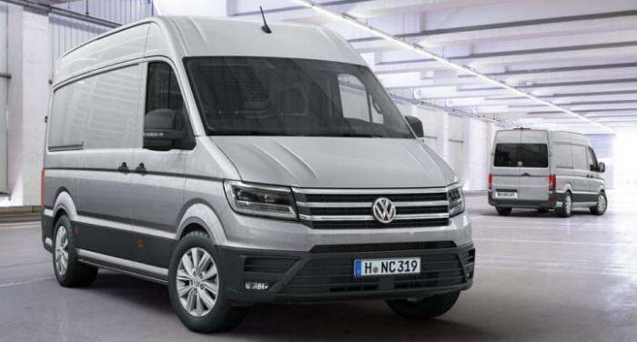 2020 Volkswagen Crafter Rumors Review And Price Volkswagen Vw Crafter Van Life