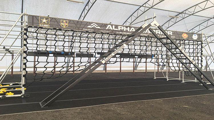 Alpha warrior battle rig indoor swimming pools swim