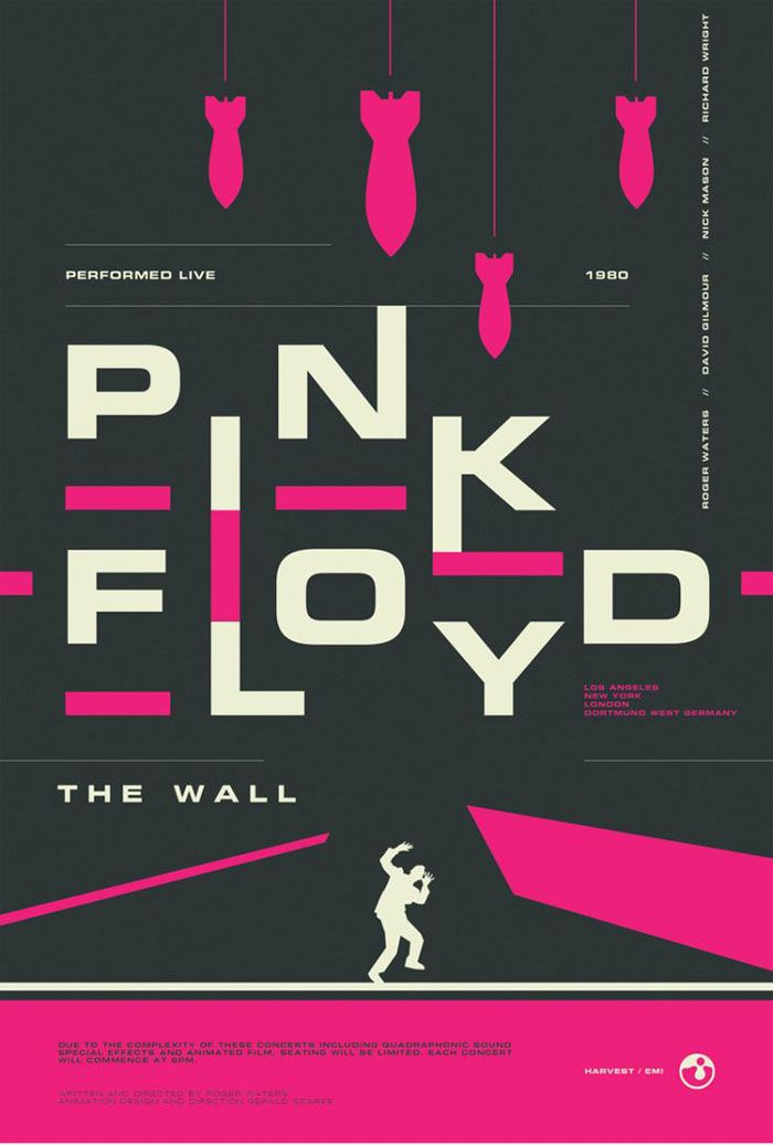abb07578f689c1fee42378b0117 Concert posters: Design, Ideas, and ...
