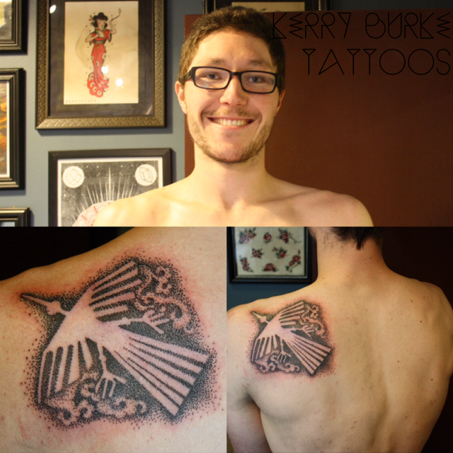 Pin By Kerry Eccles On Tattoos: Ancient Condor Tattoo By Kerry Burke @ Forever Tattoo