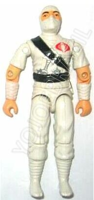 Descrição:  O Cobra de Gelo(Naja) foi lançado no Brasil em 1987 (Série 4) pela companhia de Brinquedos Estrela,a figura corresponde ao mo...