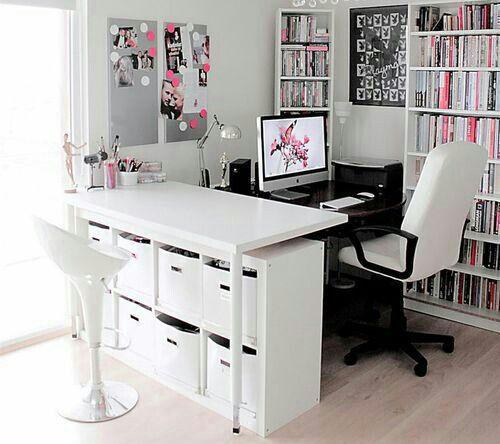 Immagine di room, white, and book