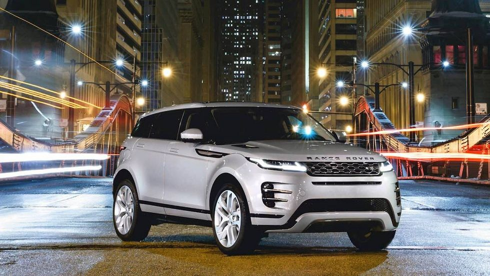 2020 Range Rover Evoque! The Updates Range rover sport