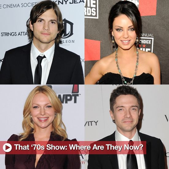That 70s Show Cast Then And Now