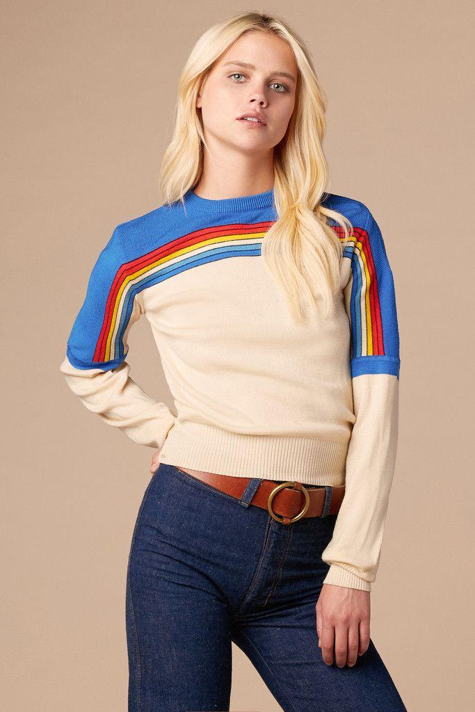 Do You Believe In Magic 70's Sweater