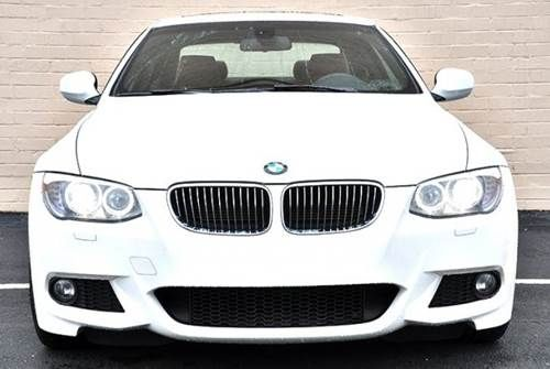 2011 Bmw 328i Xdrive M Package White W Saddle Brown Interior 54 400