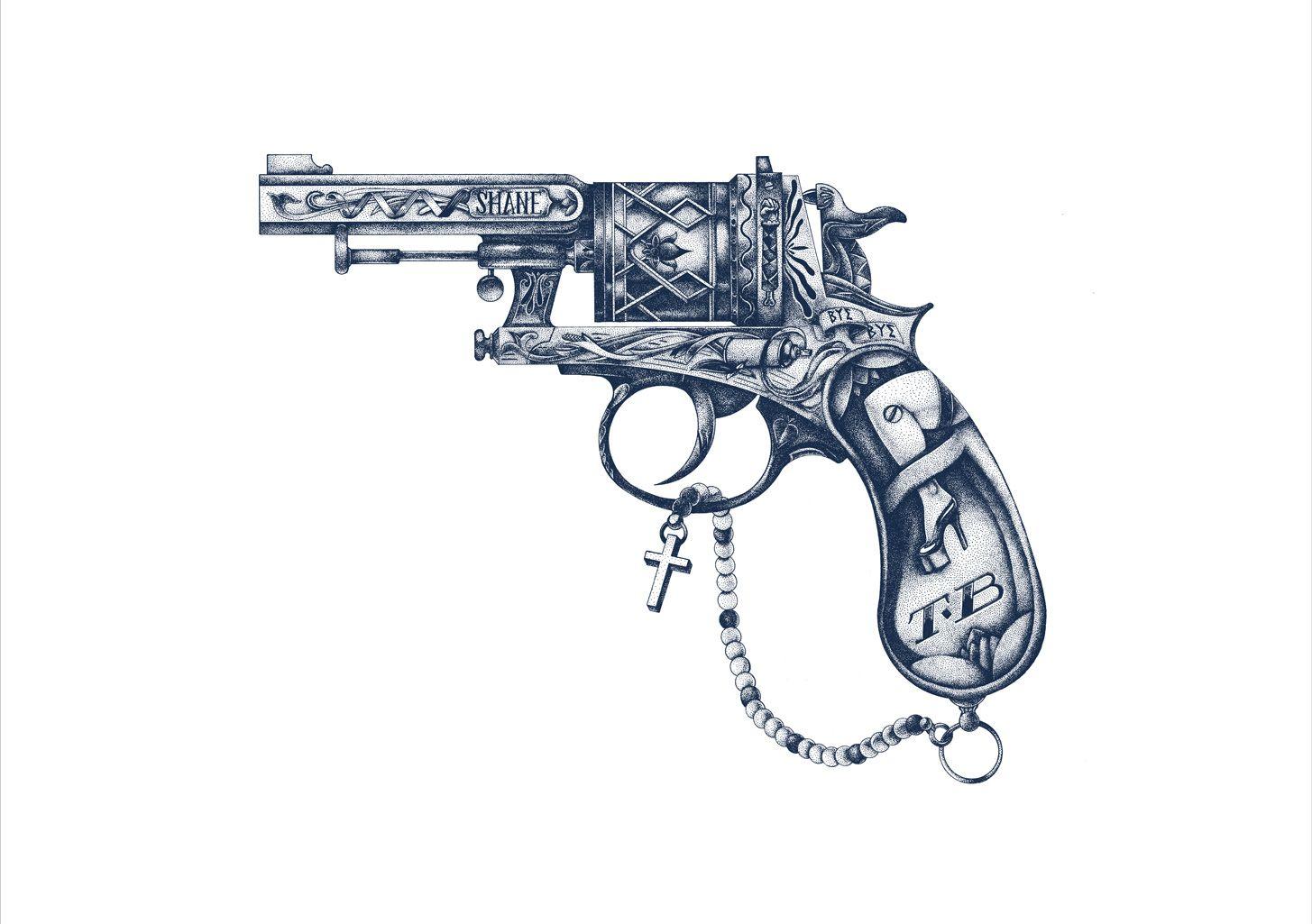 Shane Pistoleta & Mister Idea Prints On Sale