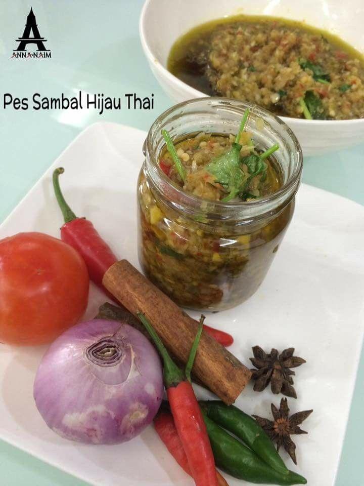 Resipi pes sambal hijau thai bahan2 cili hijau besar cili api recipes forumfinder Image collections