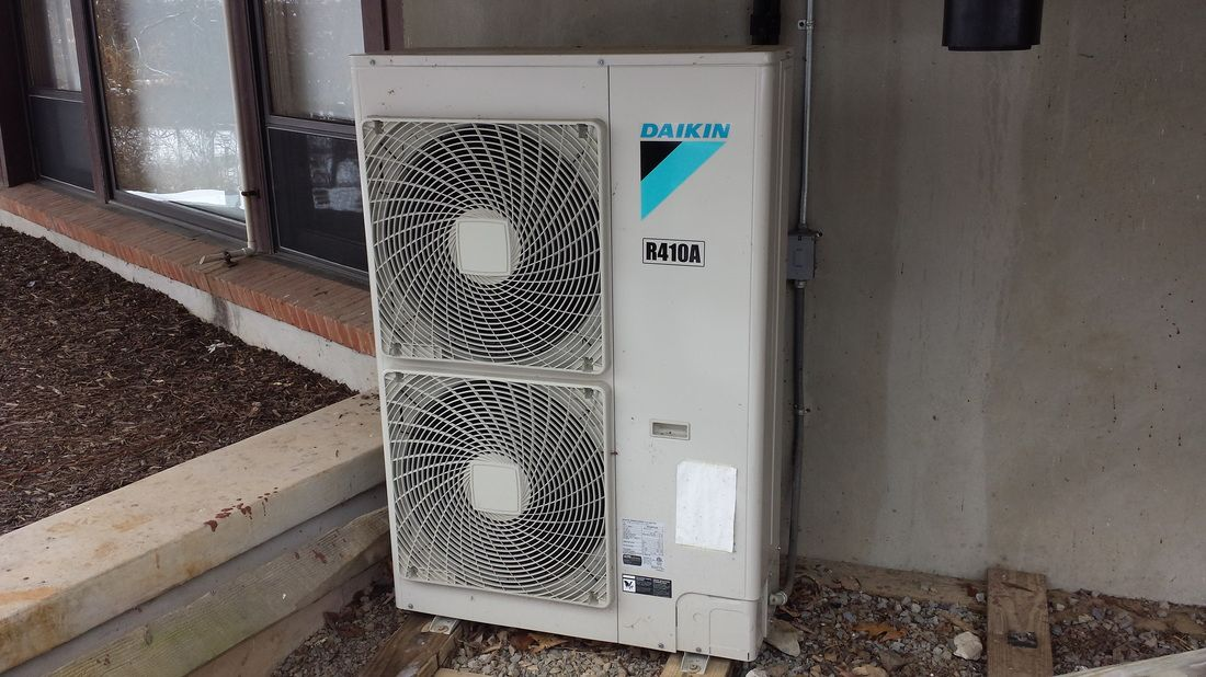 Air conditioning freezing up? Air Conditioning by Jay is