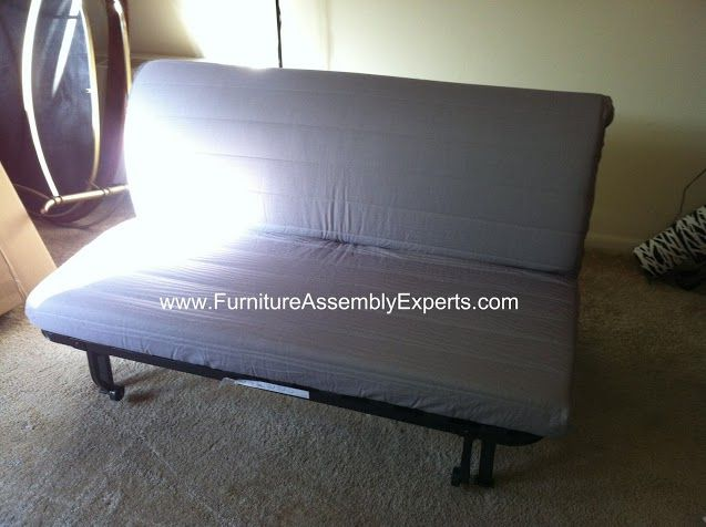 ikea futon sofa bed assembled in Silver spring MD by Furniture