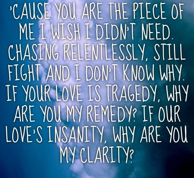 Clarity - Zedd I love this song!