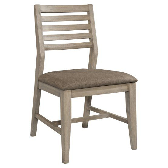 Cresent Fine Furniture Corliss Landing Dining Chair Set Of 2 Solid Wood Dining Chairs Furniture Fine Furniture