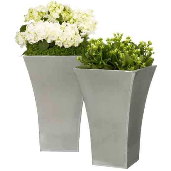Titanium Garden Planter Pot Furniture