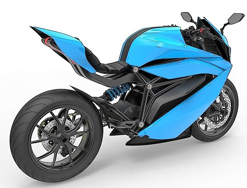 Emflux Motors To Launch India S 1st Electric Superbike In 2018
