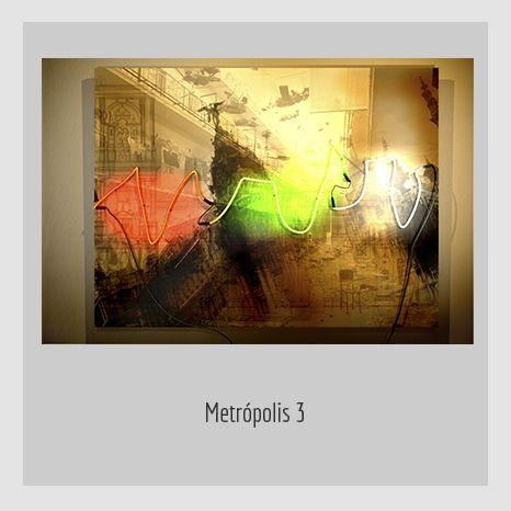 METRÓPOLIS-3. YENY CASANUEVA Y ALEJANDRO GONZÁLEZ. PROYECTO PROCESUAL ART.