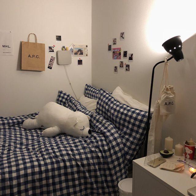 Ulzzang Korean Room Seoul Cute Bear Asian Japanese Kpop