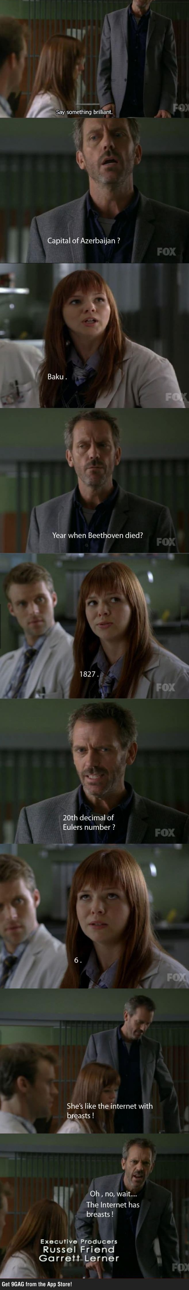 House is awesome once again