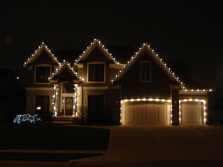Decoration Ideas Professional Christmas Light Installation 4PfJBTNT