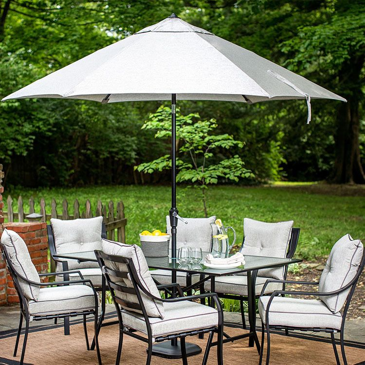 Hanover Lavalletteumb Lavallette Table Umbrella For The Outdoor