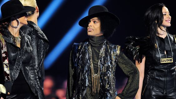Prince Amps Up Funk and Soul on Two New Albums This Fall (2014):