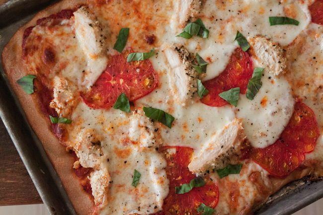 15 healthy homemade pizza recipes healthy homemade pizza pizzas