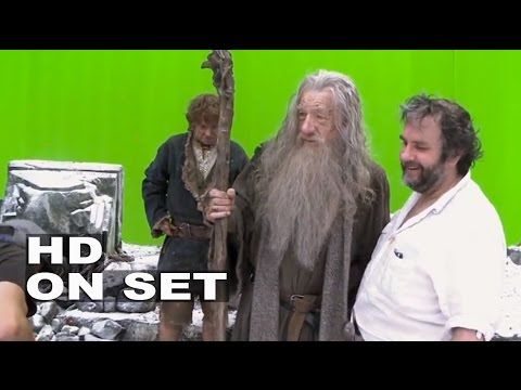 The Hobbit: The Battle of the Five Armies: Behind the Scense Full Movie Broll - YouTube