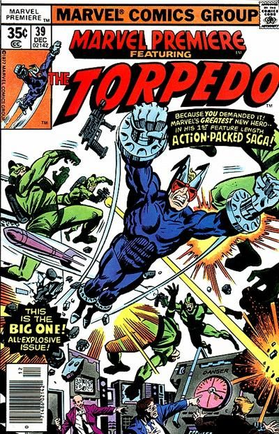 Image result for torpedo marvel comics pinterest
