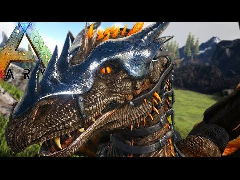 cool EPIC NEW ANCIENT DRAGONS w/ SPECIAL ABILITIES! - Ark ...