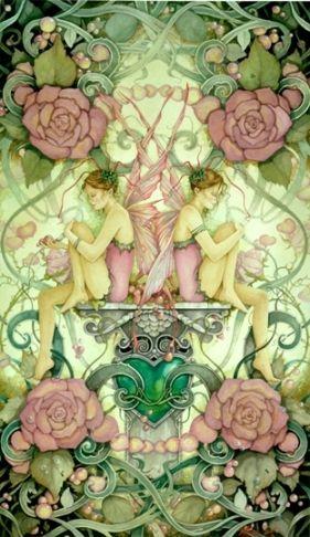 Emerald Heart Art Print by Linda Ravenscroft