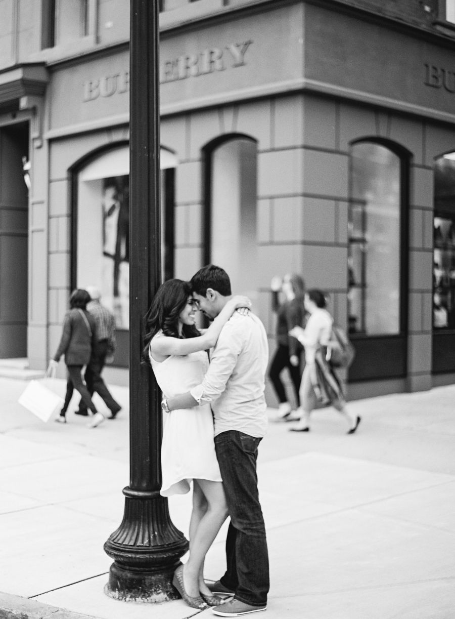 Engagement Session Around Boston's Most Scenic Spots (With