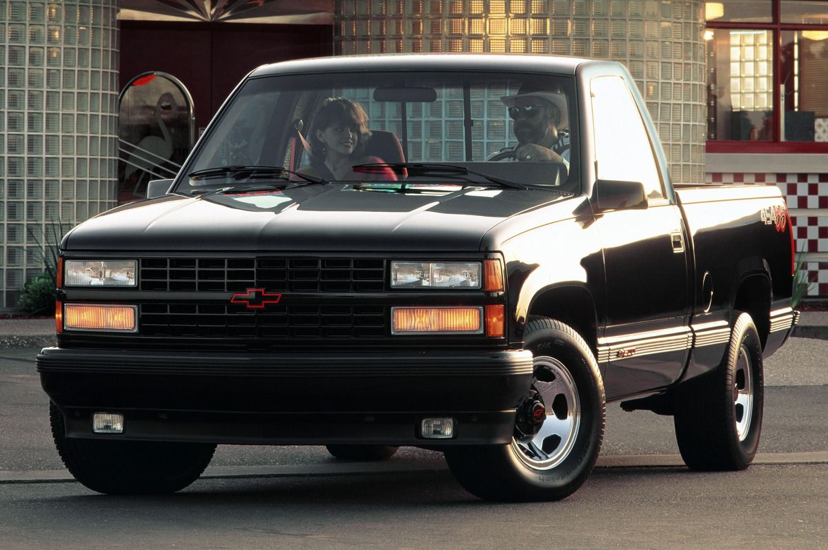 A Look Back Gm Efi Performance Trucks Cool Trucks Chevy Chevrolet