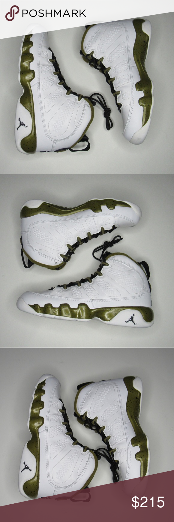 "reputable site a0583 4e756 Air Jordan 9 Retro ""Statue"" Condition: NEW WITH BOX Color(s ..."