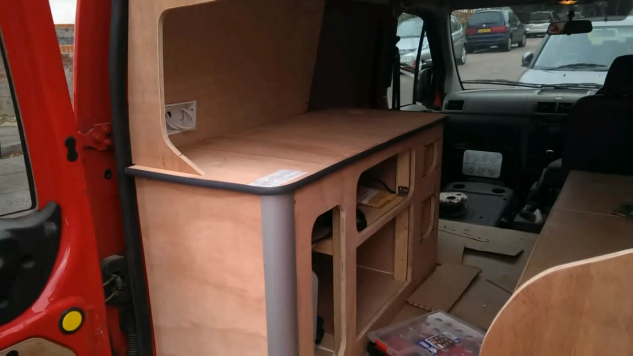 Ford Transit Connect Camper Conversion Ford Transit Connect