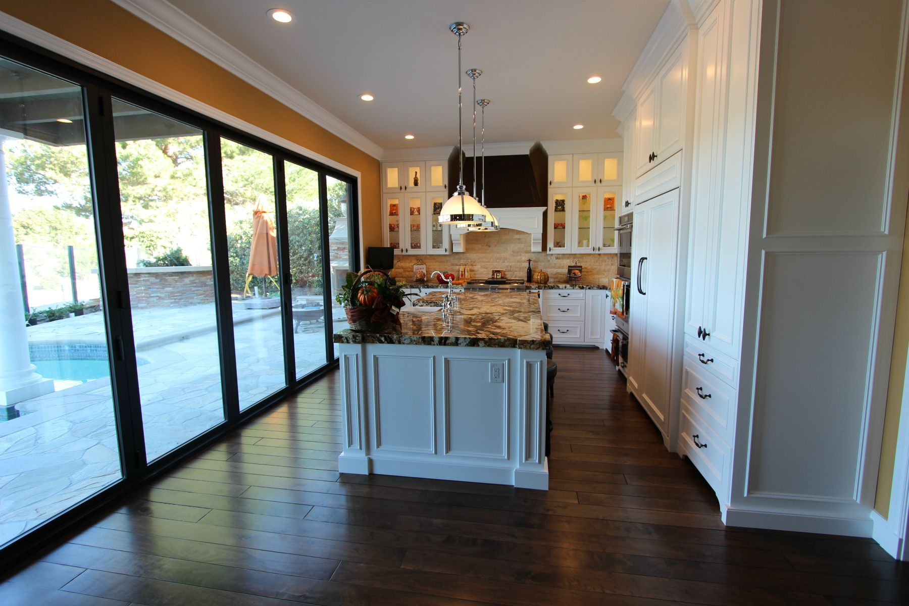 Design Build Custom Kitchen Remodel in Coto De Caza Orange County ...